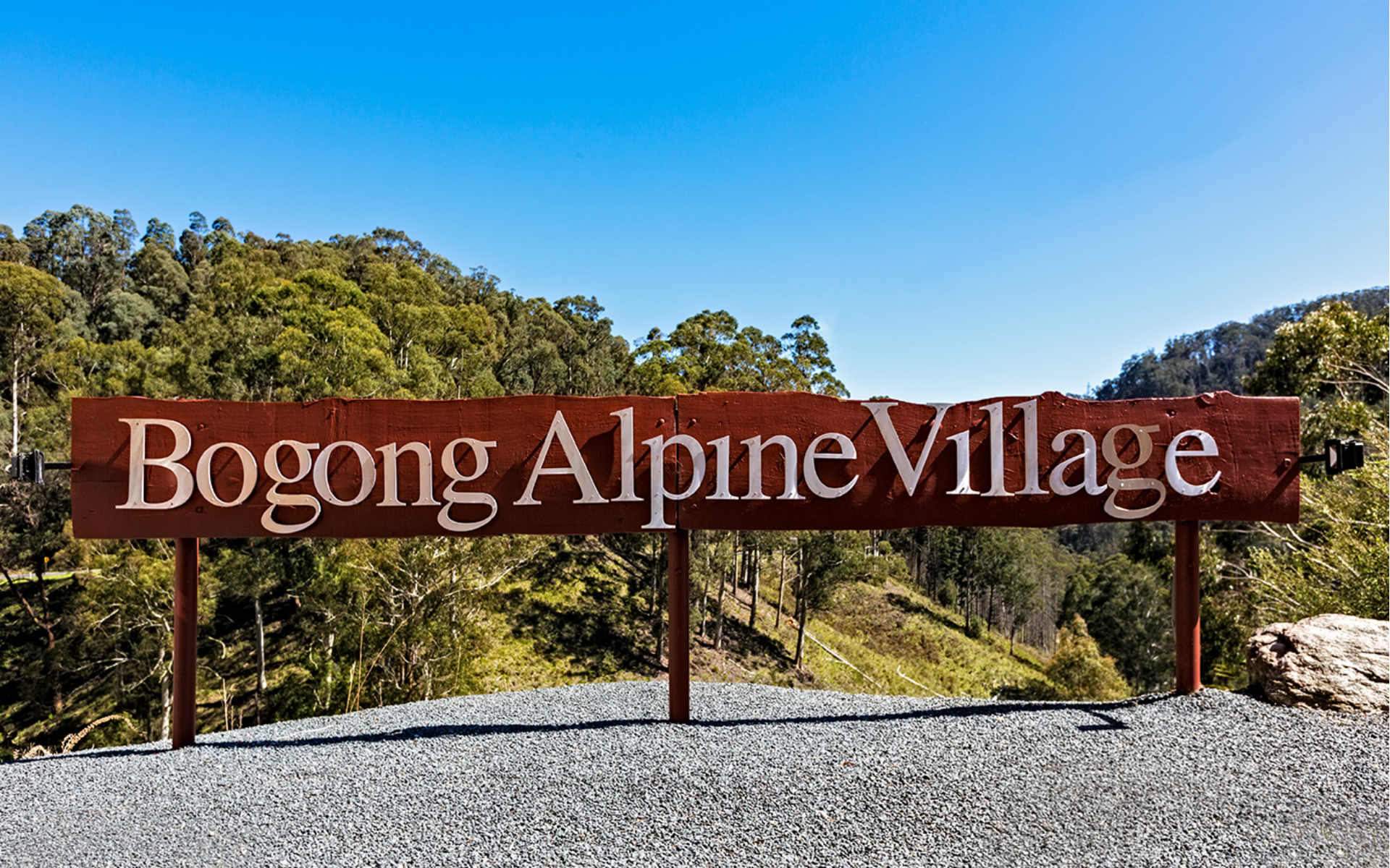 bogong alpine village
